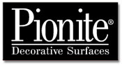 Pionite Design Surfaces